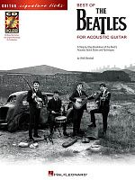 HAL LEONARD 695453 BEST OF THE BEATLES FOR ACOUSTIC GUITAR